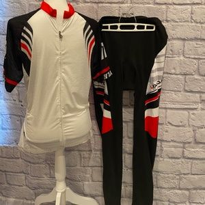 Lixda cycling outfit